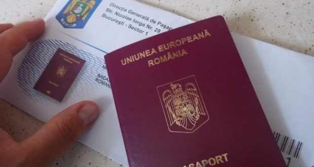 Romanian Passport through Ancestry