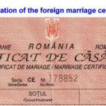 Registration-of-the-foreign-marriage-certificate-in-Romania