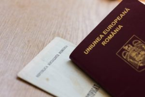 romanian citizenship for UK Brexit