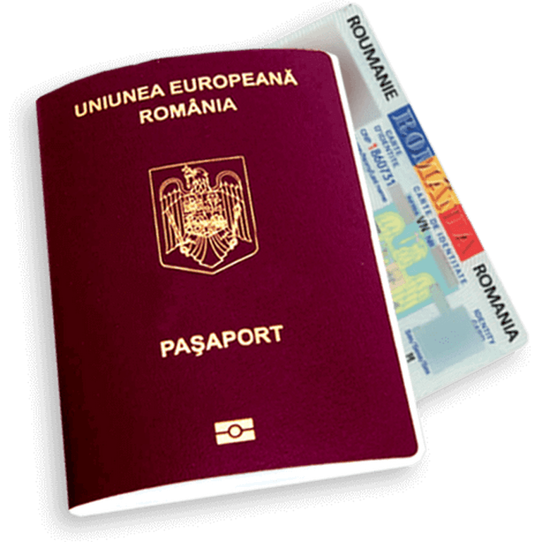 EU Romanian Passport