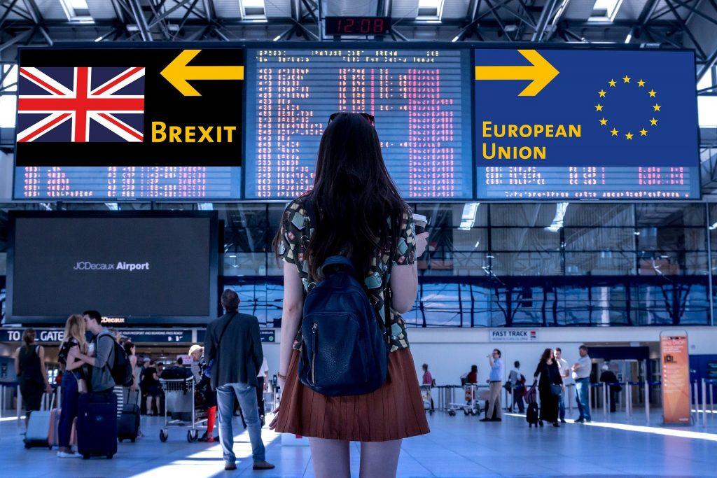 UK BREXIT february 2020 EU Romanian Passport